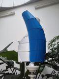 AC 12V 100W de Spiraalvormige Kleine Verticale Turbogenerator van de Wind van de As (shj-NEV100S)