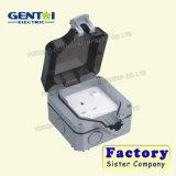IP66 1 Piste 2 Piste de haute qualité boîtes plastiques électrique étanche