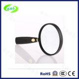 Multifunctioneel Draagbaar Handbediend Mini 5-10X Vergrootglas (egs-9004)