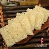 Рис хорошего вкуса кудрявый, корка риса, корка сваренного риса