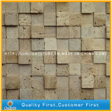 Italia Natural mosaico Travertino Beige azulejos para baño