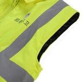 Workwear do líquido de limpeza da segurança do OEM, desgaste reflexivo do trabalho do líquido de limpeza da segurança