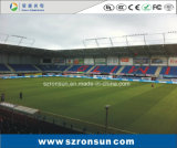 Visualización de interior y al aire libre del estadio de P10mm SMD del alquiler de LED
