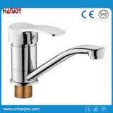 Горячей Faucet кухни раковины ручки сбывания установленный палубой одиночный (H01-203M)