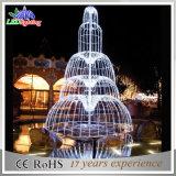 Twinkle Party Decoration Décoration de Noël LED Outdoor Fountain Light