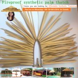 Пожаробезопасный искусственний синтетический Thatch ладони Thatch Palapa для зонтиков пляжа штанги Tiki хаты Tiki