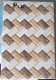 Impresión de inyección de tinta 3D Impermeable Interior de la pared de la cocina de azulejos