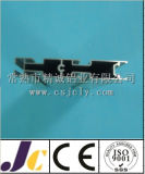 O perfil de alumínio da extrusão da decoração com prata anodizou (JC-C-90058)