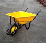 園芸工具の手押し車Wb7801の一輪車のツールのカートのトロリー