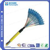 De Fabrikant van Shenzhen voor de Optische Verbindingsdraad van de Vezel MPO
