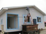 Estructura de acero prefabricados, Casa viva