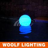 Verlichting van de LEIDENE de Waterdichte Decoratie Lighting/LED van de Bal Lichte/Lichtgevende