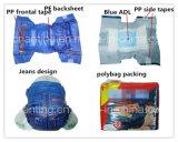 Super weiche Jeans-Baby-Windel, Jeans-Entwurfs-Baby-Windel, Qualitätsjeans-Baby-Windel