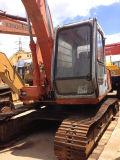 La vente a utilisé l'excavatrice de Hitachi Ex120-1, Japon a fait l'excavatrice Hitachi Ex120