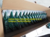PVC 코팅 벽 스파이크 면도칼 가시철사