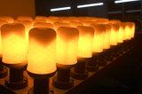 炎ランプの炎のトーチライト