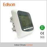 LCD表示のデジタル部屋のサーモスタット(TX-868)