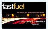 Qualität passte Kraftstoff-Geschenk des Kontakt-IS/frankierte Karte 2015 an