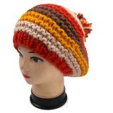 Soem-Form-Entwurf stricken Barett-Hut mit der Hand