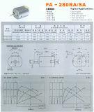 Des Gleichstrom-12V FF280 Motor Auto-Tür-Verschluss-Motor1830