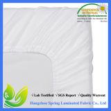 Protetor acolchoado impermeável do colchão da qualidade superior