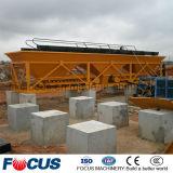 máquinas de construção! Caixa de PLD800 Batcher agregada com dois do funil de alimentação