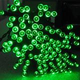 20m Licht van het Zonne het Aangedreven LEIDENE 200LEDs Koord van de Fee voor Kerstmis