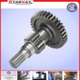Eixo da movimentação de aço personalizado com serviço fazendo à máquina do CNC