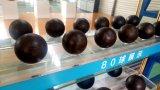 B2、B3、B4は鋳造物の粉砕の球を造った