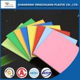 Placa de plástico Hotsales Folha de espuma de PVC para materiais de construção