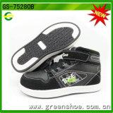 Novos sapatos casuais de design novos para crianças da China Factory (GS-75280)