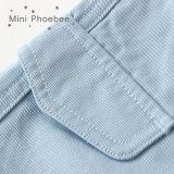 Таким образом Phoebee хлопок брюки детские одежда для мальчиков одежда для летнего
