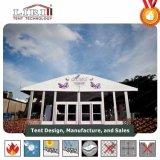 25X30m temporäres Ereignis-Zelt für im Freien speisendes Zelt und bietendes Zelt