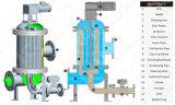 Filtrazione a pulizia automatica Syystem dell'acqua di risucchio automatico