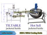 chaleira Jacketed do aço 500L inoxidável para o atolamento e a geléia que cozinham a chaleira