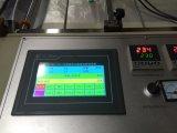 Dos líneas 280PCS/Min T-Shirt bolsa de plástico que hace la máquina