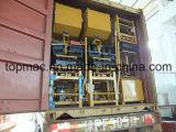 Китай Топ Известный Topmac Марка Single Block машина