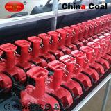 Batterie attachant la machine en acier maximum automatique de rangée de fil de Rebar de canon