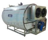 中国の冷却装置(ACE-ZNLG-1002)が付いている熱い販売のミルクの輸送タンクミルク