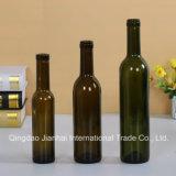 Verkaufsförderungs-Glasweinlese-Wein-Flasche mit Überwurfmutter