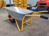 Carrinho de mão de roda da alta qualidade Wb6404h com a roda 4.00-8