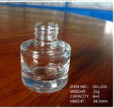 6ml는 유리제 매니큐어 병 환경 유리 그릇을 비운다