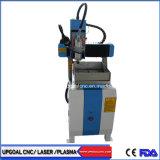 DSPのオフライン制御を用いる趣味300*300mm CNCの金属の彫版の機械装置