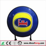 Outdoor Advertising Acrylic LED Rotating Light Box