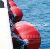 Defensas llenadas espuma marina externa de la PU EVA para atracar buque-buque