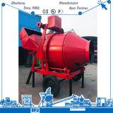 Weeg het Groeperen Diesel Jzr350 van de Lading van de Concrete Mixer de Mini Zelf