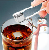 Premium Reusable Stainless Steel Barware Whisky Stones / Whiskey Rocks