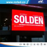 Mrled рекламируя индикацию знака полного цвета СИД P10mm