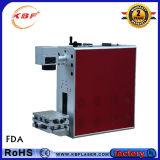 20W/30W/50W 유리를 위한 휴대용 섬유 Laser 마커 기계 또는 아크릴 또는 Pes/PVC/Titanium