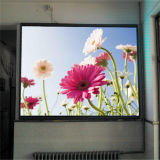 Best Viewing Angle P6 Indoor Window Suckers LED Screen Display